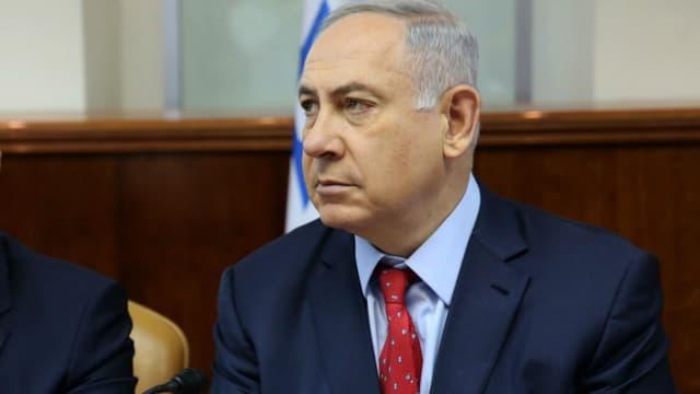 Le Premier ministre israélien, Benyam Netanyahu. (Photo d'illustration)