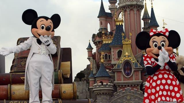 Disneyland Paris rouvrira le 17 juin.