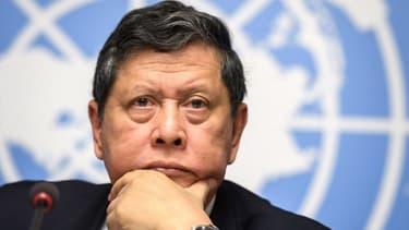 Marzuki Darusman, président de la Mission d'établissement des faits de l'ONU sur la Birmanie.