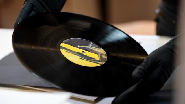 Les ventes de disques vinyles sont une nouvelle fois en hausse.