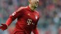Franck Ribéry titulaire face à l'OM