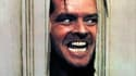 "Jack Nicholson dans le film ""Shining"" de Stanley Kubrick"