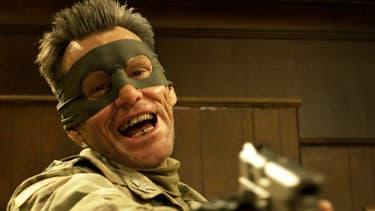 Les opinions de Jim Carrey au sujet des armes à feu l'avaient, par ironie, justement attiré pour ce rôle.