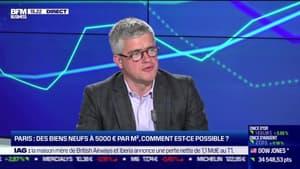 Edouard Pellerin (Valoptim) : Des biens neufs à 5 000 € le m² à Paris, comment est-ce possible ? - 07/05