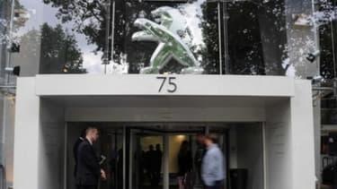Peugeot veut diversifier ses sources de financement