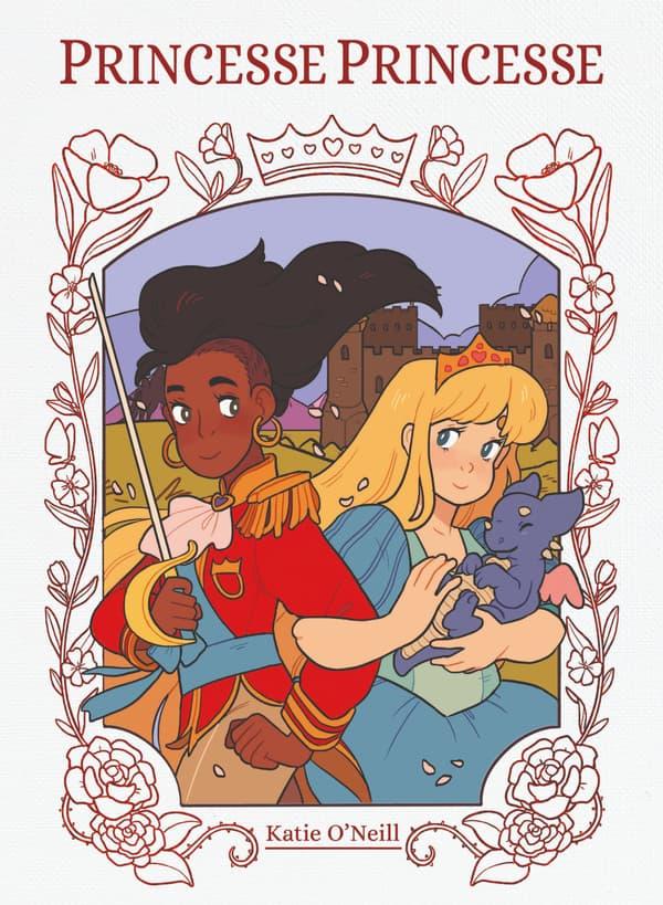"""Couverture de la BD """"Princesse, Princesse"""""""