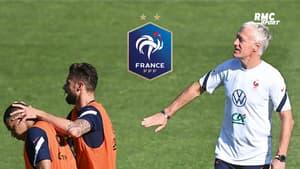 Euro : la brouille Giroud-Mbappé peut-elle laisser des traces dans le groupe France ?