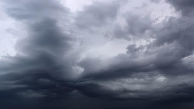 Voici le ciel qui recouvre maintenant la France depuis près de 2 mois. (PHOTO D'ILLUSTRATION)