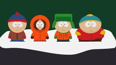 Les personnages de South Park.
