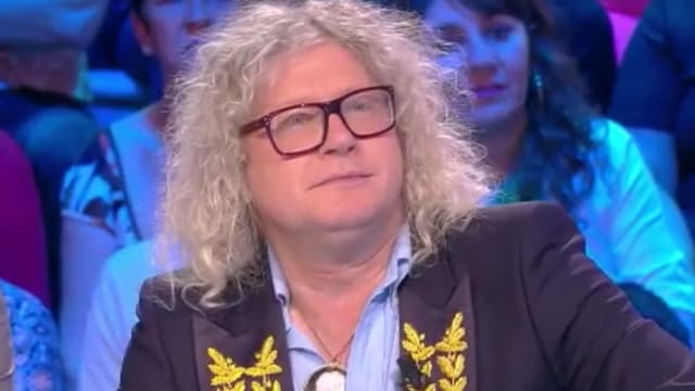 """Pierre-Jean Chalençon sur le plateau de """"TPMP"""", le 11 juin 2019"""