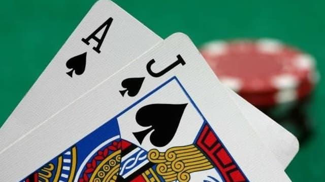 Blackjack à Las Vegas