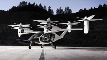 Toyota a investi 350 millions d'euros dans une start-up californienne dont la spécialité sont les taxis volants.