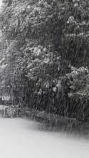Ardennes : neige à Liart - Témoins BFMTV