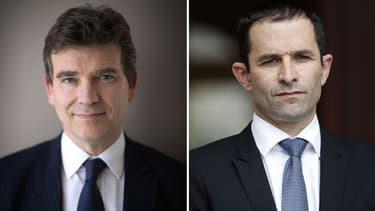Arnaud Montebourg est la personnalité du PS désignée à 41% pour représenter les frondeurs, suivi de Benoît Hamon.