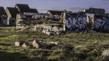 L'ex-site Aquatour devenu un repère des street artistes français va bientôt disparaître.