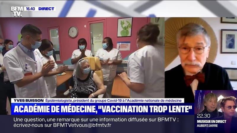 Vaccination contre le Covid-19 en France: