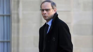 Jean Tirole est venu rencontrer François Hollande à l'Elysée le 12 novembre 2014.