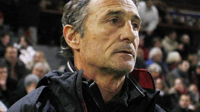 Guy Novès, neuf fois champion de France à la tête du Stade Toulousain.