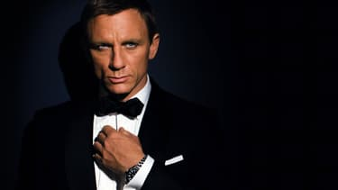 Daniel Craig dans la peau de James Bond
