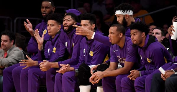 Les Lakers en présaison