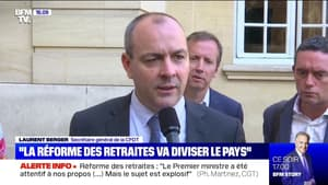 """Laurent Berger: """"La question des retraites ne doit pas venir polluer la question de la relance économique"""""""