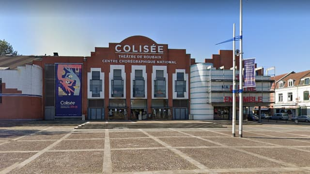 Le Colisée de Roubaix.