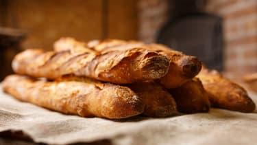 Aucun pain n'est en mesure d'égaler la baguette aux yeux des Français.