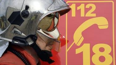 Un pompier (Photo d'illustration).