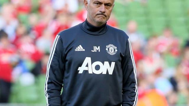 José Mourinho verrait bien Bale le rejoindre cet été à Manchester United