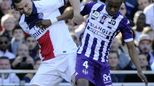 Zlatan Ibrahimovic (PSG)
