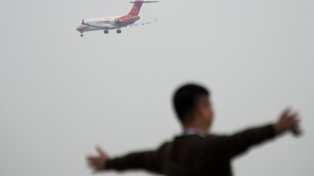 L'avion attend maintenant sa certification internationale.