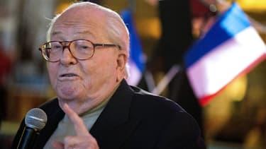 Le fondateur du FN, arrivé au second tour de la présidentielle face à Jacques Chirac en 2002, avoue avoir eu peur d'être élu.