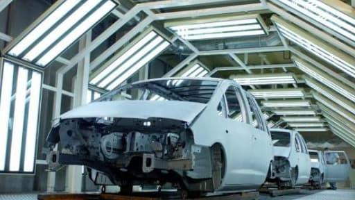 Volkswagen rencontre des difficultés pour produire son modèle low cost.