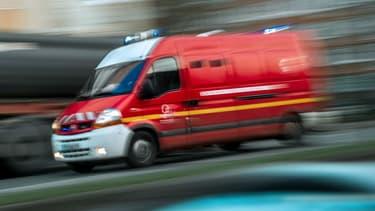 Le feu s'est déclaré dans l'hôpital de Pointe-à-Pitre.