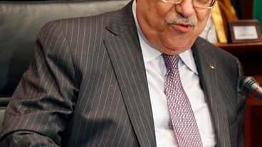 Le président de l'Autorité palestinienne, Mahmoud Abbas, a informé la Ligue arabe qu'il pourrait demander aux Etats-Unis de reconnaître un Etat palestinien occupant l'ensemble de la Cisjordanie en cas de poursuite du blocage des négociations de paix avec