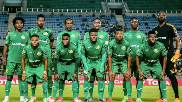 L'équipe de Tanzanie