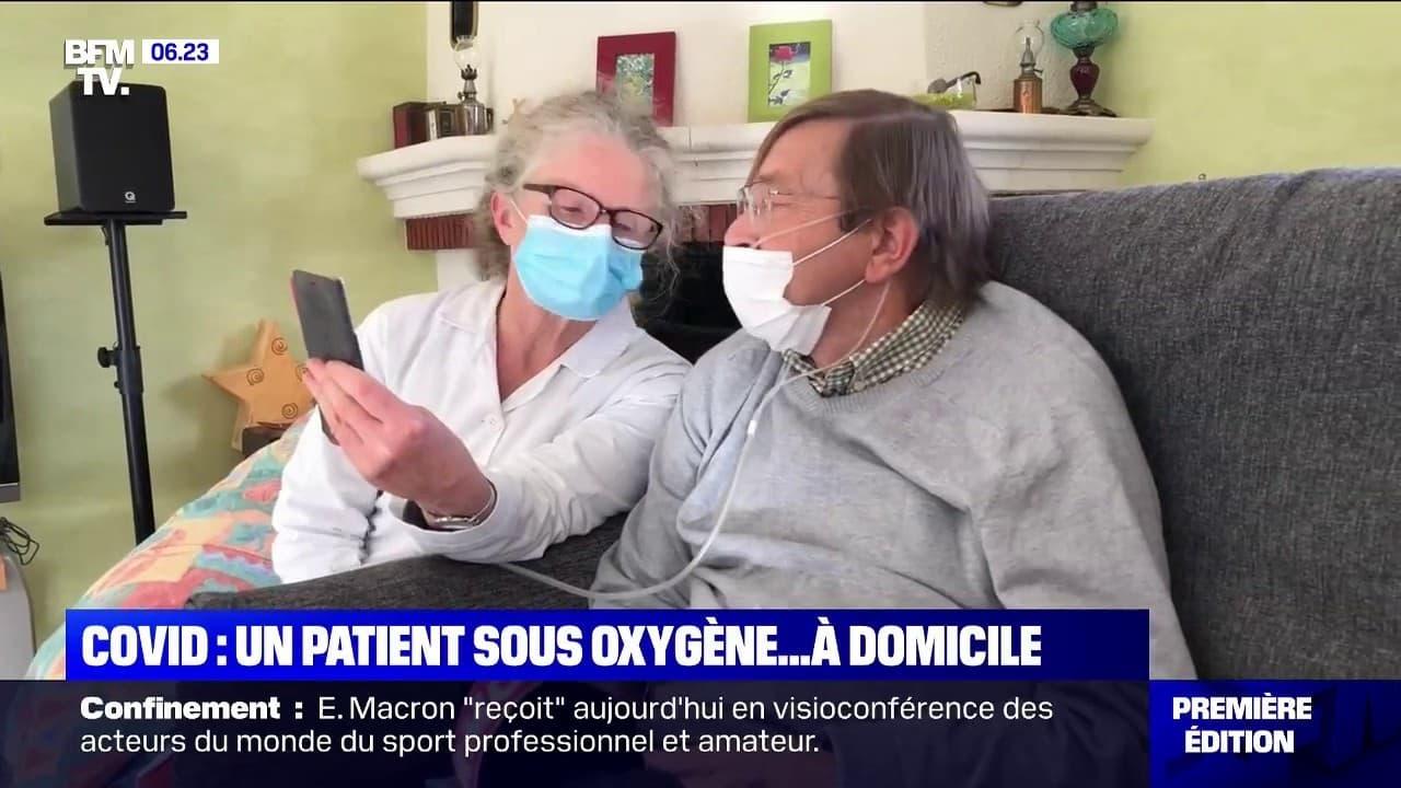 Covid-8: un patient de 8 ans oxygéné à domicile