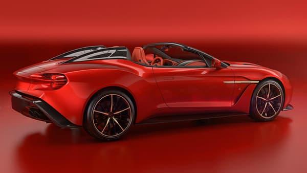 Au total, seuls 325 exemplaires Aston Martin Zagato sont prévus. Seul le break est a priori encore disponible à la commande.