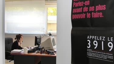 Le 3919 lance une nouvelle campagne pour inciter les victimes de violences conjugales à les contacter. (Photo d'illustration)