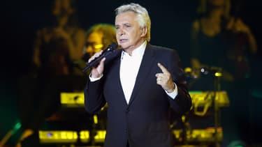 Michel Sardou en concert le 12 décembre 2019
