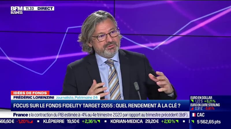 Idée de fonds: Focus sur le fonds Fidelity Target 2055, quel rendement à la clé ? - 14/12
