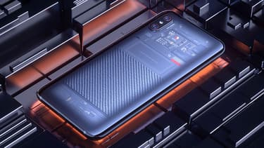 Le Xiaomi Mi 8 Explorer Edition