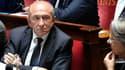 Gérard Collomb le 24 juillet 2018 à l'Assemblée nationale.