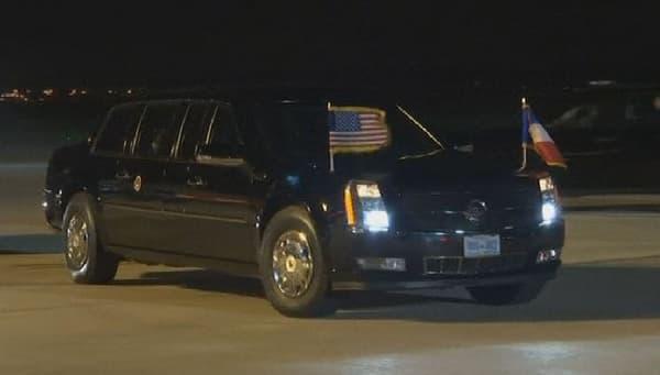 La Cadillac One de Barack Obama.