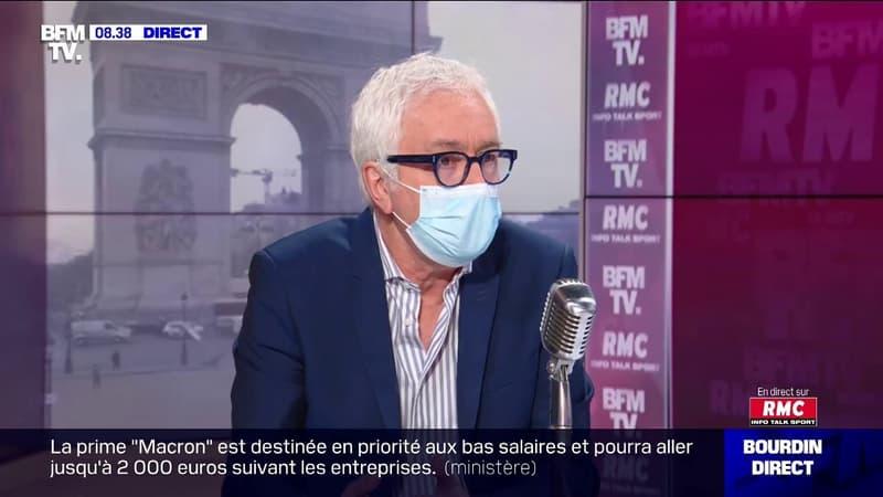 Pr Gilles Pialoux: