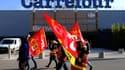 Les syndicats ont appelé à la grève ce samedi dans tous les Carrefour.