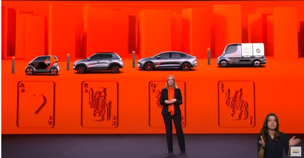 Clotilde Delbos, directrice financière du groupe Renault, prend en charge la divison Mobilize dédiée aux nouvelles mobilités.