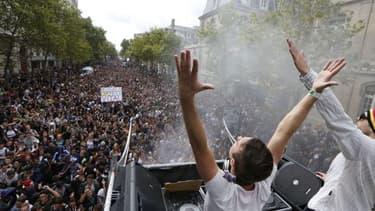 Cette année la Techno Parade de Paris fête ses 20 ans