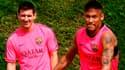 Entre Messi et Neymar, il n'y a pas match...