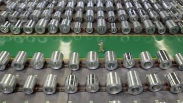 Les droits de douane mis en place par la Chine sur les tubes d'acier européens attisent les tensions entre les deux camps.